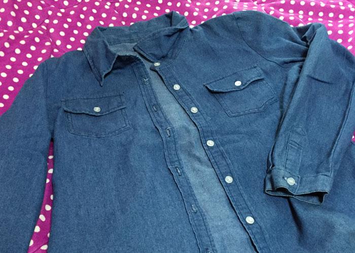 jeanshemd